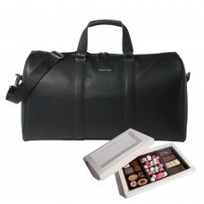 Cerruti Weekend bag chocolate