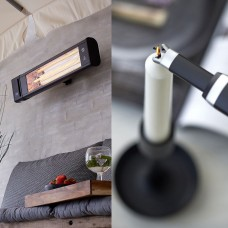 Gifts by Scandinavia Terrace heater and lighter