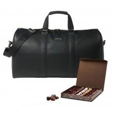 Cerruti Rejsetaske og chokolade