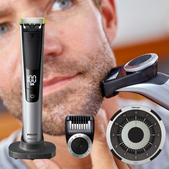 Philips trimmer og p-skive