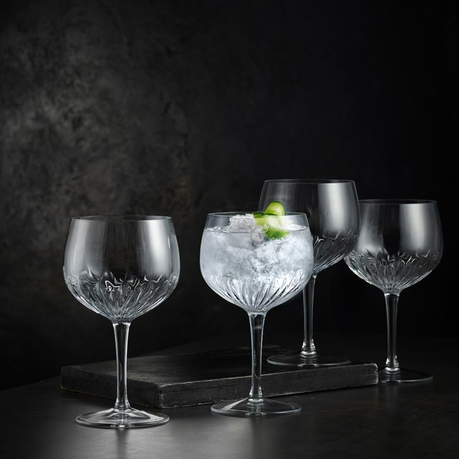 Luigi Bormioli gin & tonic glasses, 4 pcs