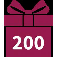 200 DKK