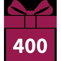 400 DKK