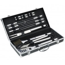 1 x Grill set 16 parts in case