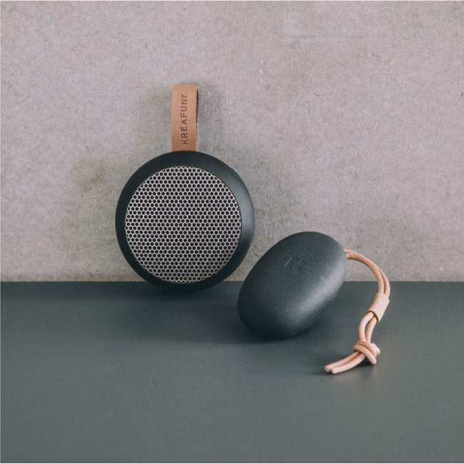 Kreafunk speaker and Power Bank